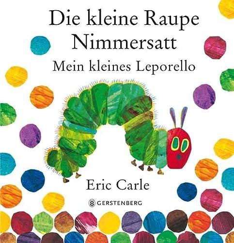 9783836958035: Die kleine Raupe Nimmersatt: Mein kleines Leporello