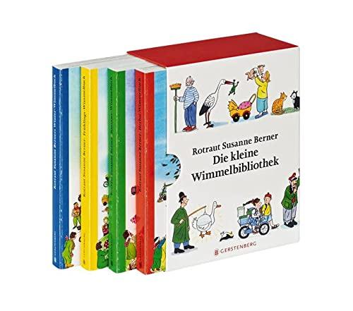 9783836958356: Die kleine Wimmelbibliothek: Mini-Kassette