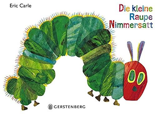 9783836958578: Die kleine Raupe Nimmersatt