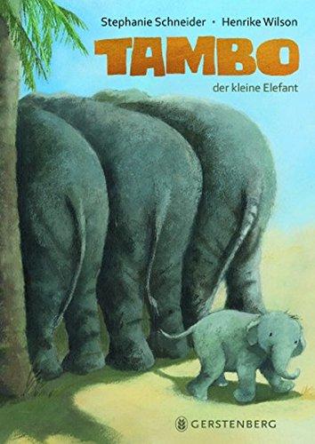 9783836958776: Tambo, der kleine Elefant