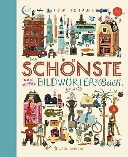9783836959346: Das schönste und größte Bildwörterbuch der Welt