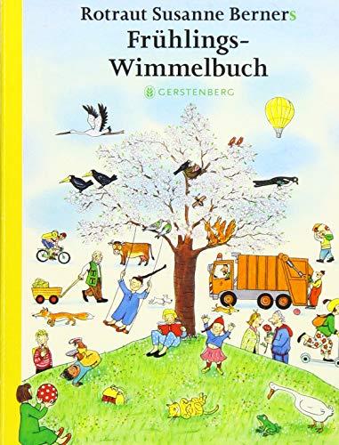 9783836959674: Frühlings-Wimmelbuch - Mini: Mini-Ausgabe