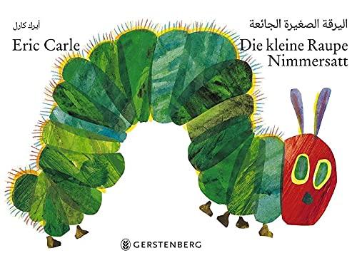 9783836959728: Die kleine Raupe Nimmersatt - Arabisch-deutsche Ausgabe