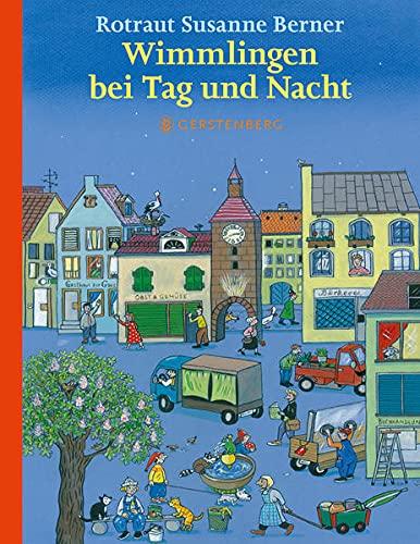 9783836960557: Wimmlingen bei Tag und Nacht: Sammelband mit 5 Bänden (Frühling, Sommer, Herbst, Winter, Nacht)