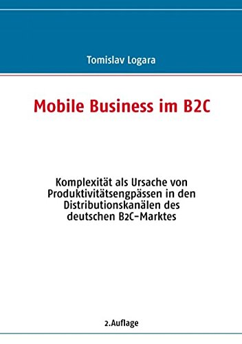 9783837007152: Mobile Business im B2C (German Edition)