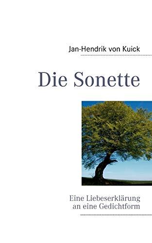 Die Sonette: Jan-Hendrik von Kuick