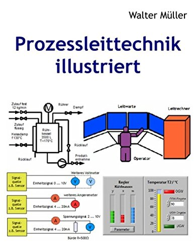9783837014150: Prozessleittechnik illustriert
