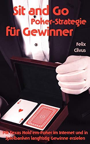 9783837017403: Sit and Go Poker-Strategie für Gewinner (German Edition)