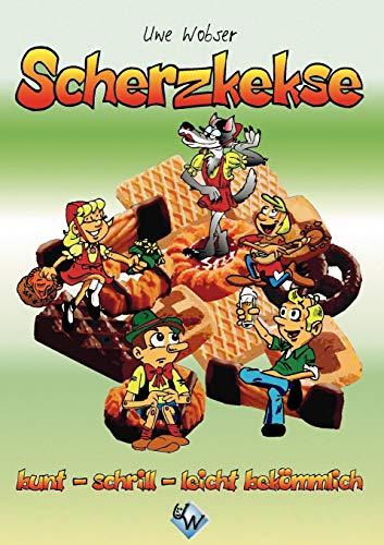 9783837028683: Scherzkekse (German Edition)
