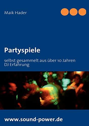 Partyspiele: Hader, Maik