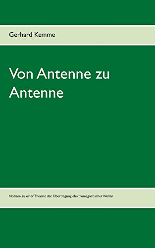 Von Antenne zu Antenne: Kemme, Gerhard
