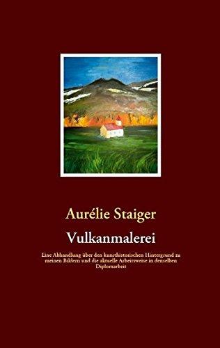 9783837046472: Vulkanmalerei (German Edition)