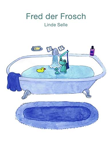 9783837054965: Fred der Frosch