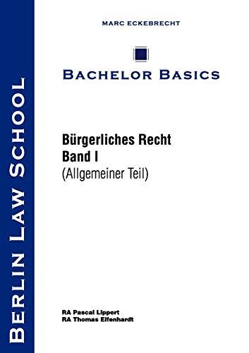 Bachelor Basics: Lippert, Pascal; Elfenhardt, Thomas