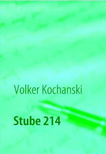 9783837067934: Stube 214