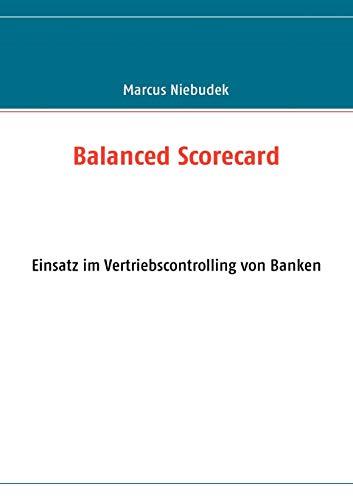 Balanced Scorecard: Marcus Niebudek