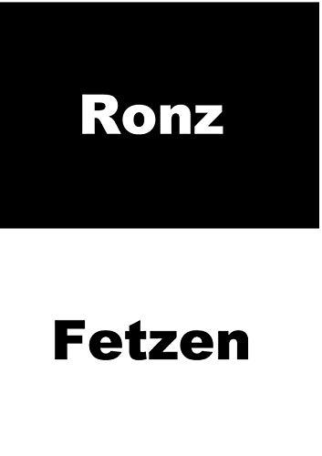 9783837069464: Fetzen (German Edition)