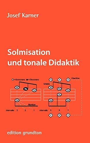 9783837076790: Solmisation und tonale Didaktik (German Edition)