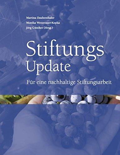 9783837079975: Stiftungs-Update