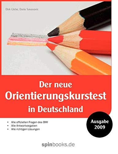 9783837084917: Der neue Orientierungskurstest in Deutschland (German Edition)