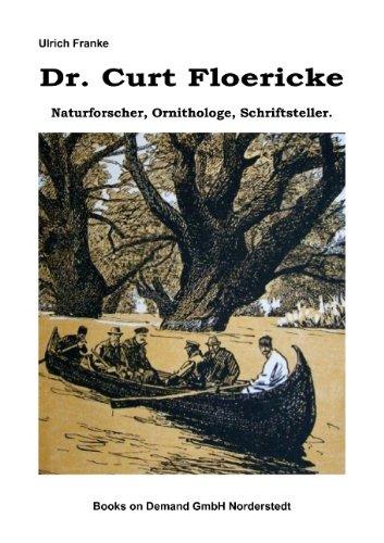 9783837085457: Dr. Curt Floericke (German Edition)
