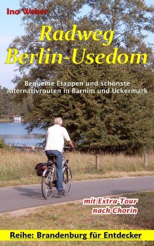 9783837085716: Radweg Berlin-Usedom