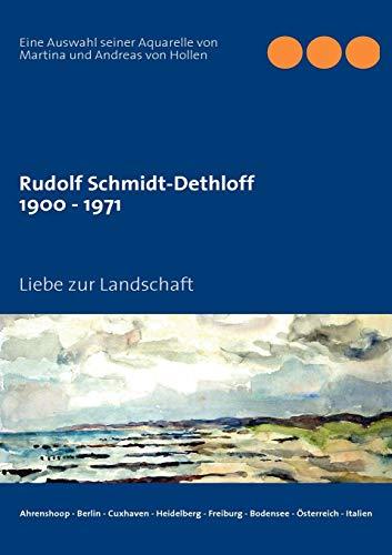 9783837086355: Rudolf Schmidt-Dethloff