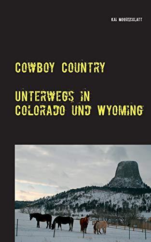 9783837091946: Cowboy Country (German Edition)