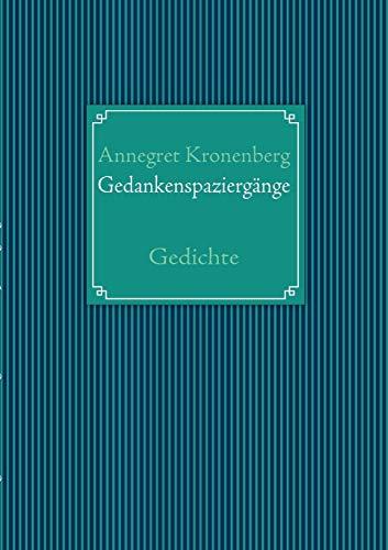 9783837096804: Gedankenspaziergänge (German Edition)