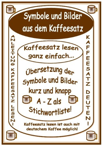 9783837099904: Symbole und Bilder aus dem Kaffeesatz