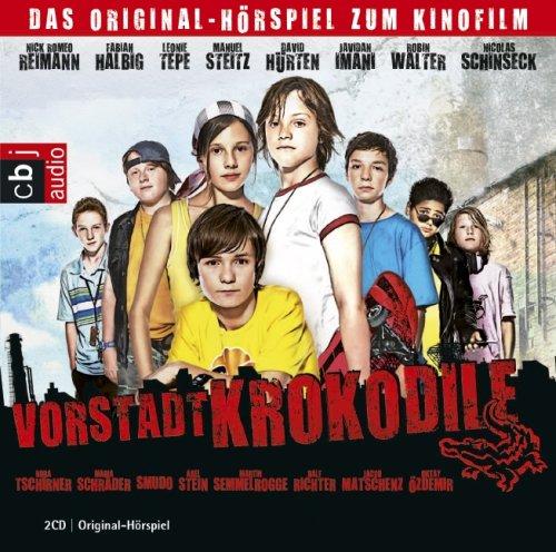 9783837100501: Vorstadtkrokodile: Das Original-H�rspiel zum Kinofilm
