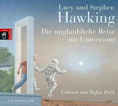 9783837101140: Die unglaubliche Reise ins Universum 4 Bde/Tle Sprecher: Beck, Rufus Deutsch Audio-CD