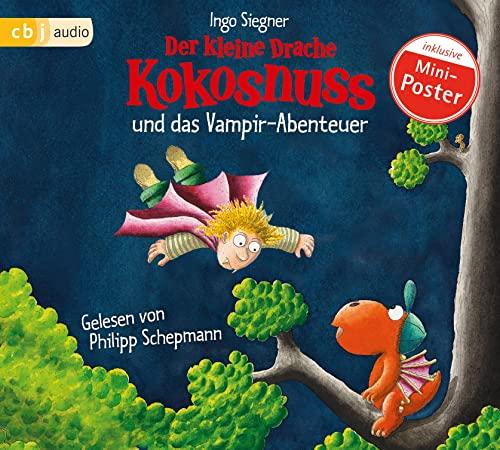 9783837101157: Der kleine Drache Kokosnuss und das Vampir-Abenteuer