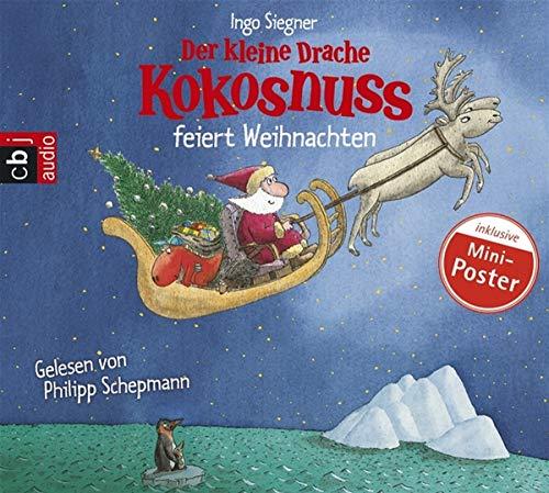 9783837103892: Der kleine Drache Kokosnuss feiert Weihnachten
