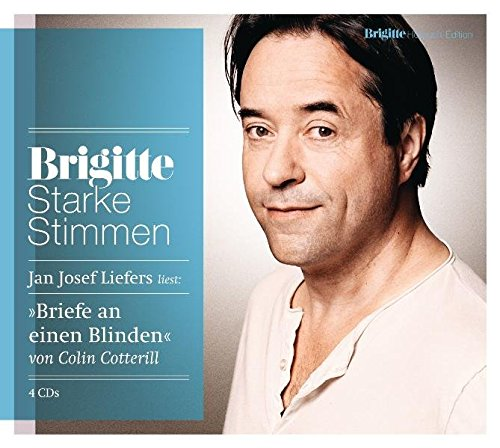 Briefe an einen Blinden: Starke Stimmen. BRIGITTE Hörbuch-Edition (Dr. Siri ermittelt, Band 4) - Colin, Cotterill
