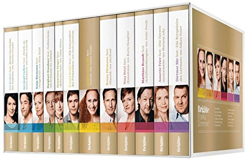 9783837108873: Starke Stimmen V - Editionsbox (AT): Starke Stimmen. BRIGITTE Hörbuch-Edition