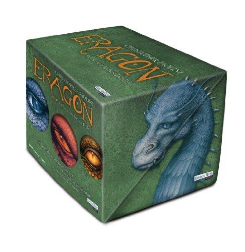 9783837109313: Eragon Box: Das Vermächtnis der Drachenreiter - Der Auftrag des Ältesten - Die Weisheit des Feuers