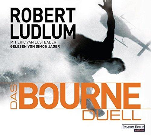 9783837111590: Das Bourne Duell