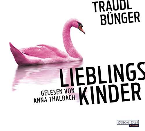 9783837113501: Lieblingskinder, 4 Audio-CDs