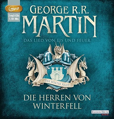 DIE HERREN VON WINTERFELL - MA: George R.R. Martin,