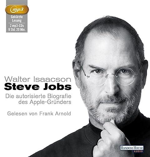 9783837121056: Steve Jobs: Die autorisierte Biografie des Apple-Gr�nders