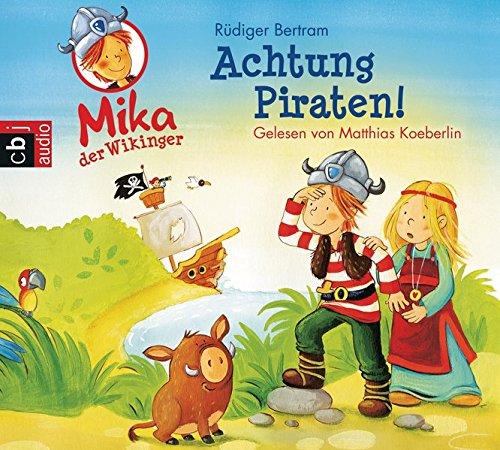 9783837122282: Mika, der Wikinger 02. Achtung Piraten!