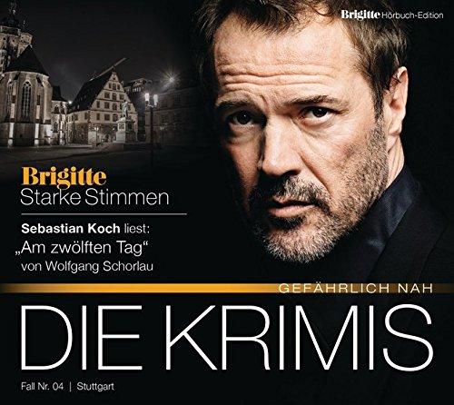 9783837127300: Am zwölften Tag: BRIGITTE Hörbuch-Edition - Starke Stimmen Die Krimis - Gefährlich nah
