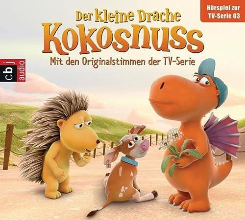 9783837127928: Kleine Drache Kokosnuss 3