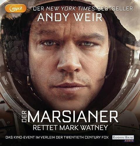 9783837131550: Der Marsianer: Rettet Mark Watney