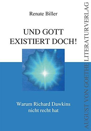 9783837203660: Und Gott existiert doch!: Warum Richard Dawkins nicht recht hatte