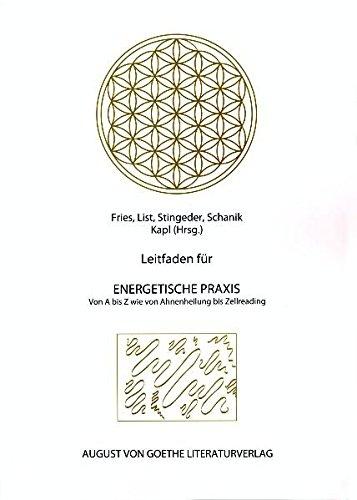 9783837209150: Leitfaden fuer energetische Praxis (German Edition)