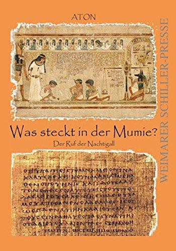 9783837217209: Was steckt in der Mumie?: Der Ruf der Nachtigall