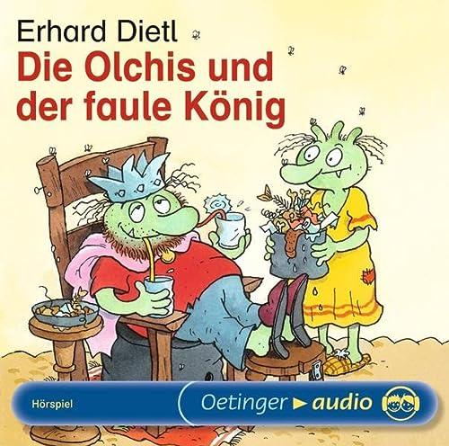 9783837301175: Die Olchis und der faule König. CD