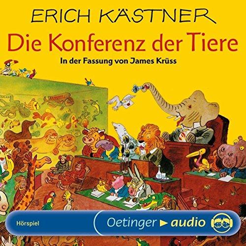Die Konferenz der Tiere: Kästner, Erich